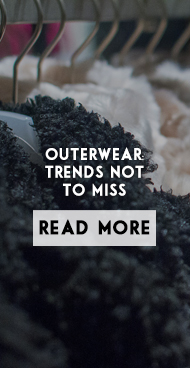 Outerwear: Trends not to miss