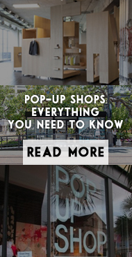 Pop-up shops: everything you need to know